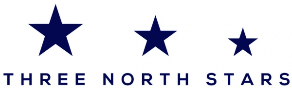Three North Stars Retina Logo