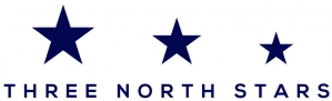 Three North Stars Logo